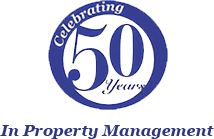 celebrating 50 years in property management